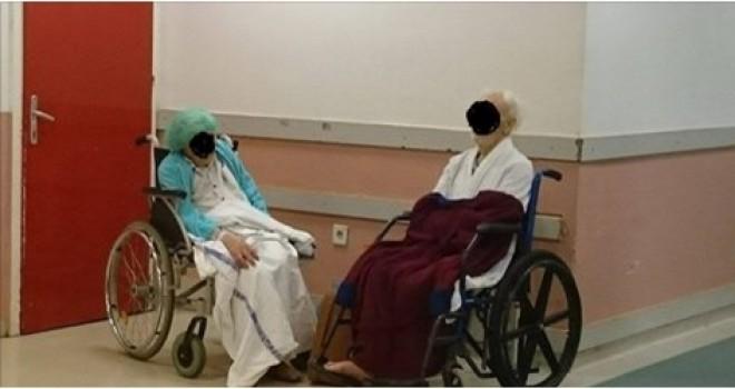 24 órát várt a két nyugdíjas néni, hogy ellássák őket ... HOL ÉLÜNK?