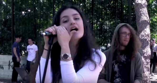 EZT HALLANI KELL! Török fiatalok éneklik az István a királyt! Meglátod, nagyon különleges élmény!