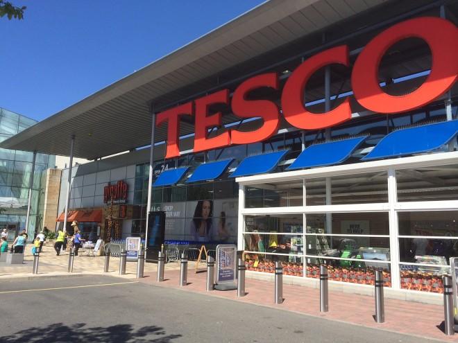Figyelmezteti a TESCO minden vásárlóját!