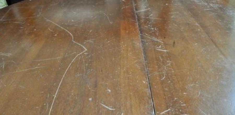 A fa padló és bútor olyan lesz, mint újkorában!