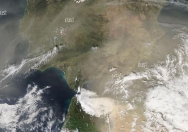 A meteorológusok figyelmeztetnek: pénteken szaharai homok hullhat