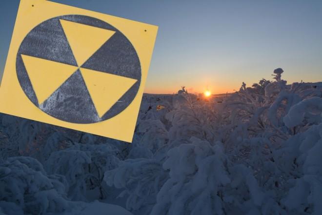 Radioaktív felhő kering Európa felett, és fokozatosan terjed a kontinens belseje felé