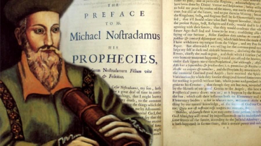 Nostradamus jóslatai 2017-re!