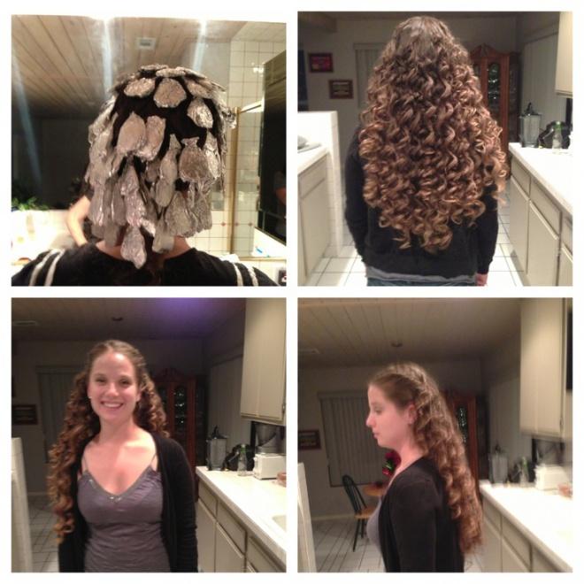 Kétszer olyan dússá teheted a hajad ezzel az alufóliás trükkel! Rövid hajúaknak is érdemes kipróbálni!