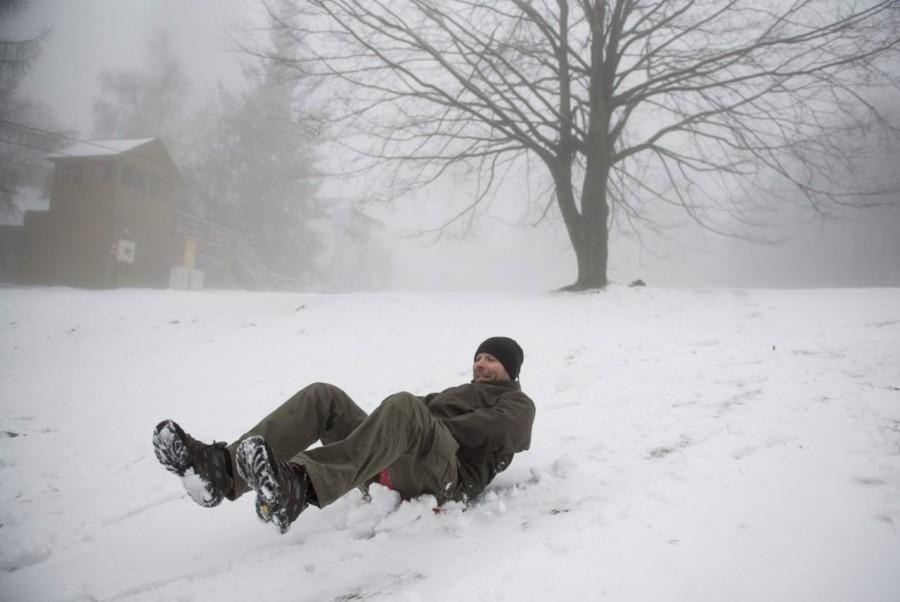Bánkúton 87 cm friss hó esett! De nem csak ez az egyetlen meglepő adat a mai napon!