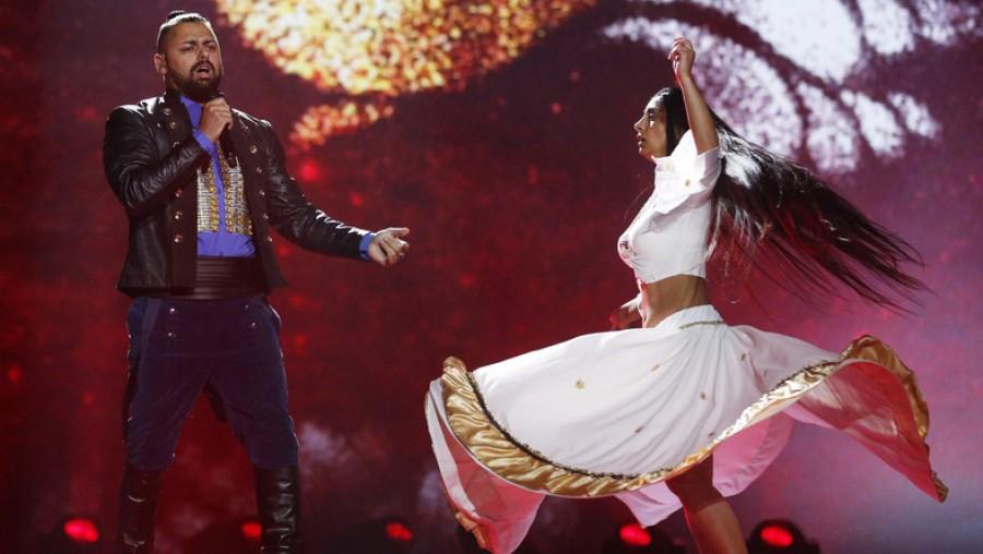 Tombolt a közönség: a magyar dal bejutott az Eurovízió döntőjébe!