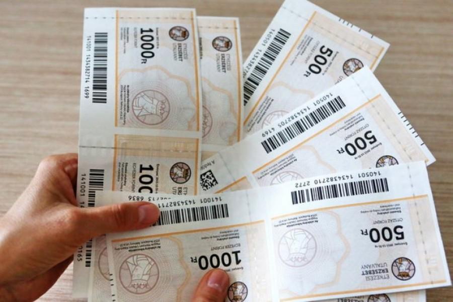 Havi 6 ezer forintos Erzsébet utalvány jár sok családnak, de nem tudnak róla!