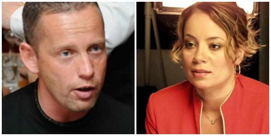 Botrányos forgatás: Schobert Norbi nem tűrte Csisztu Zsuzsa rosszindulatú beszólásait