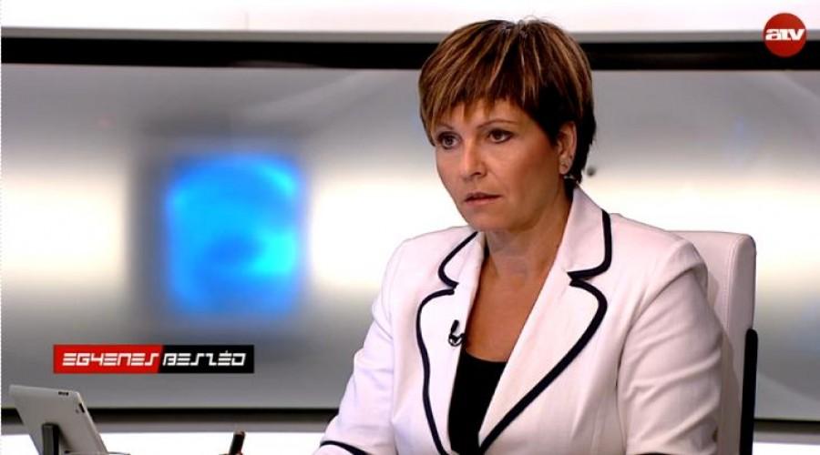 A népszerű tévés kerül Kálmán Olga helyére