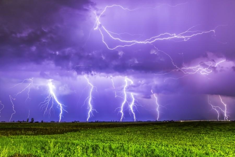 A pusztító vihar Magyarországra ért!