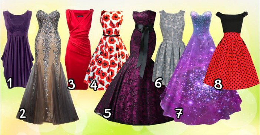 Válassz ki egy ruhát, és megmutatja, milyen életszakaszban vagy éppen