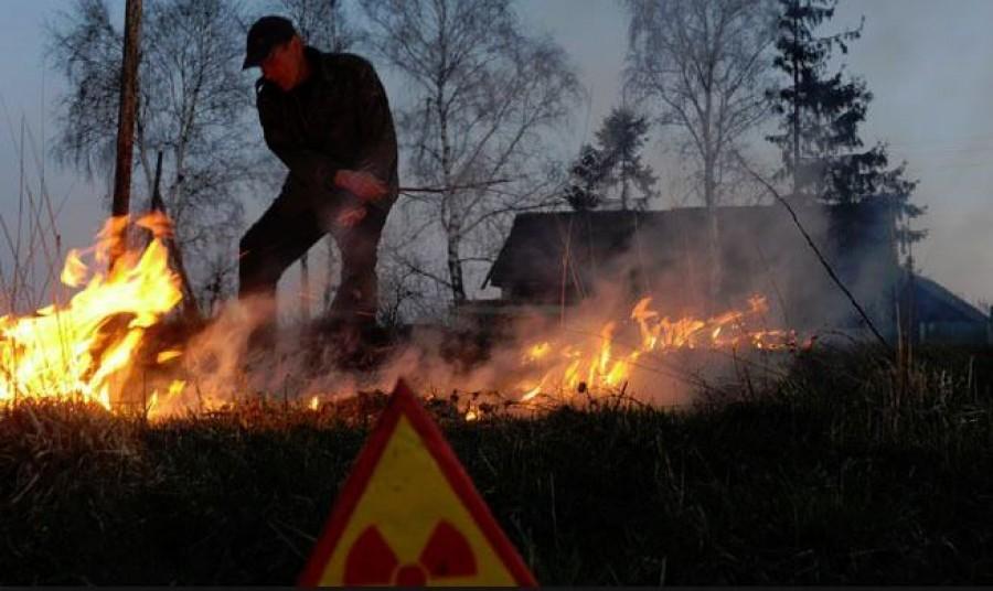 Katasztrófa fenyegethet: lángol a csernobili zóna