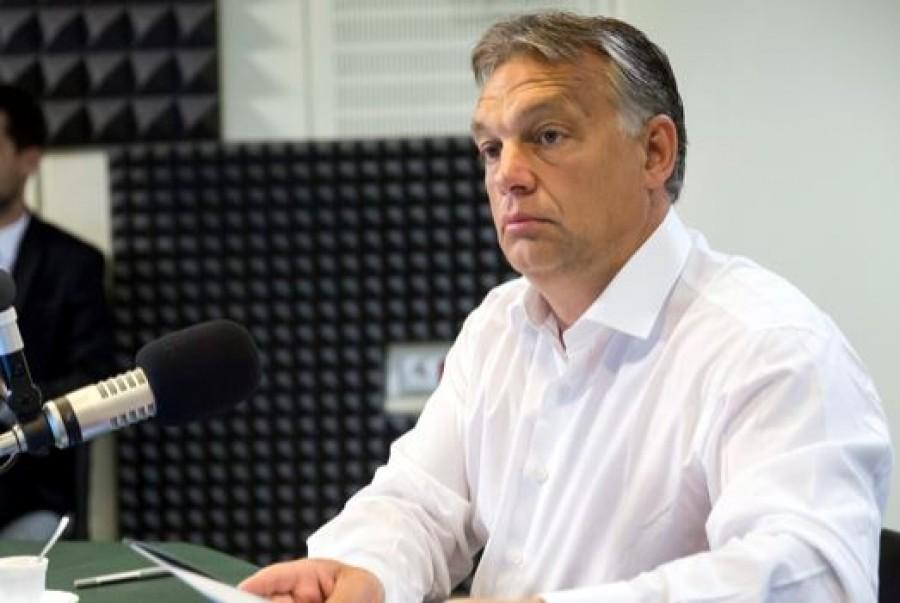 Ilyet csak a határon túliak kapnak Orbán Viktortól