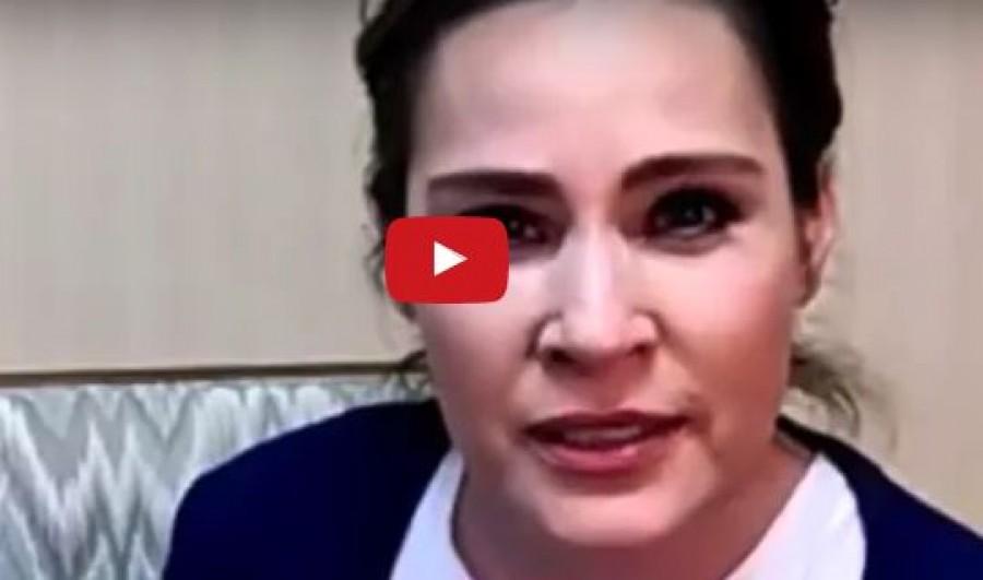 A fiatal nő állítja, hogy meghalt, de mindenre emlékszik, ami utána történt vele (videó)