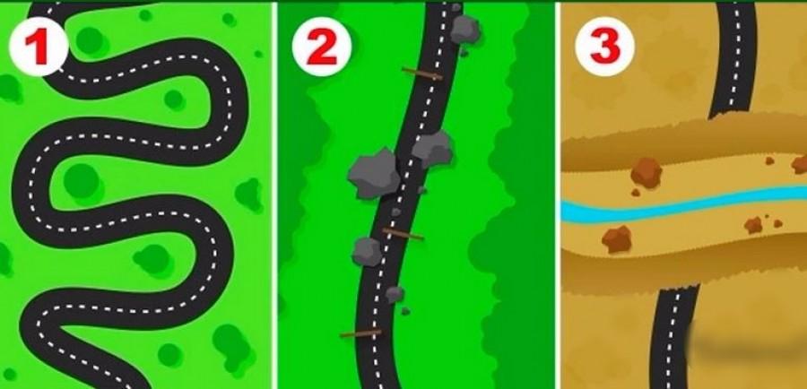 Melyik utat választanád?