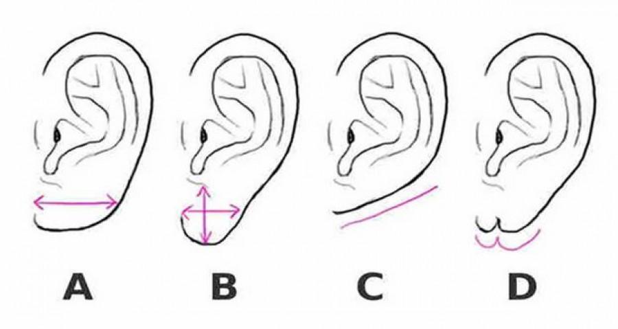 A fülcimpád elárulja, milyen vagy a szerelemben