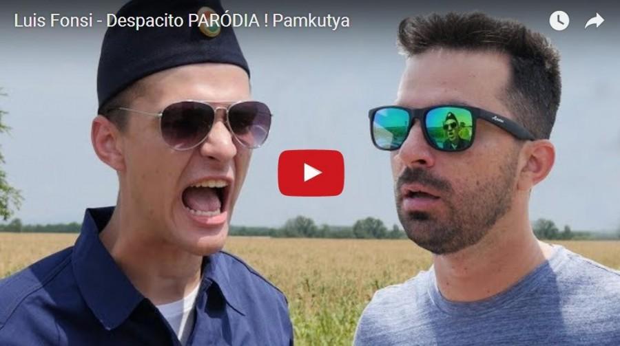 Aki unja az eredetit, nézze meg Pamkutyáék paródiáját