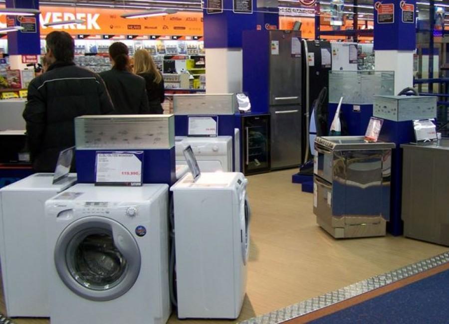 Ne maradj le! Újra indul az új háztartásigép-csere pályázat! Hűtő, fagyasztó, mosógép vásárlására lehet pályázni!