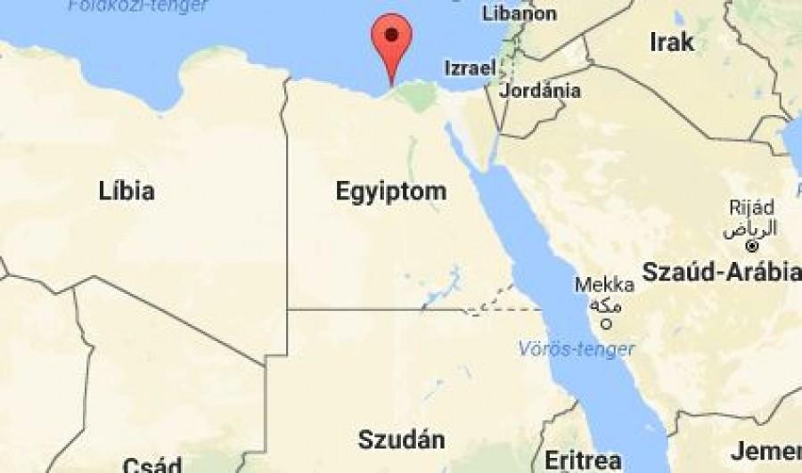 Tragikus hír: 28 halott és 74 sérült Egyiptomban