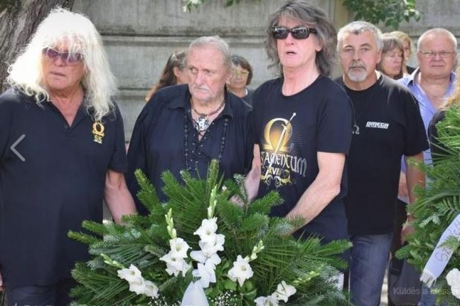 Újabb csapás: Gyászol az Omega együttes