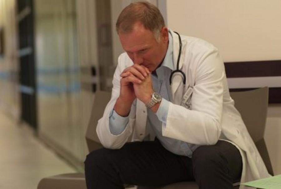 Az orvos is zokogott: élete legszomorúbb napját élte meg