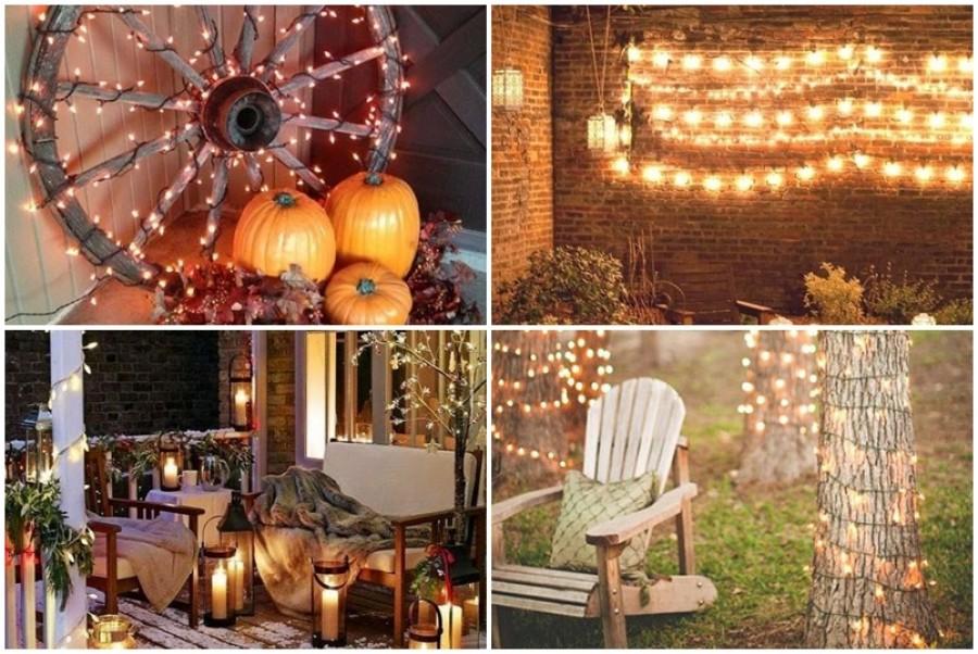 Dobd fel fényekkel a kertedet! Minden évszakban gyönyörű!