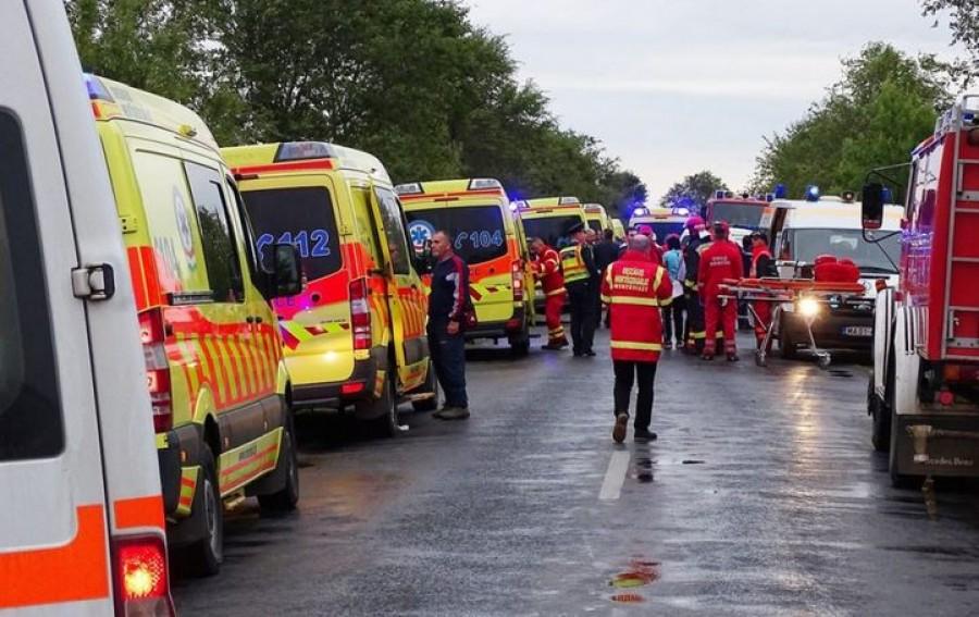 Hatalmas káosz, több halálos áldozat és sok sérült
