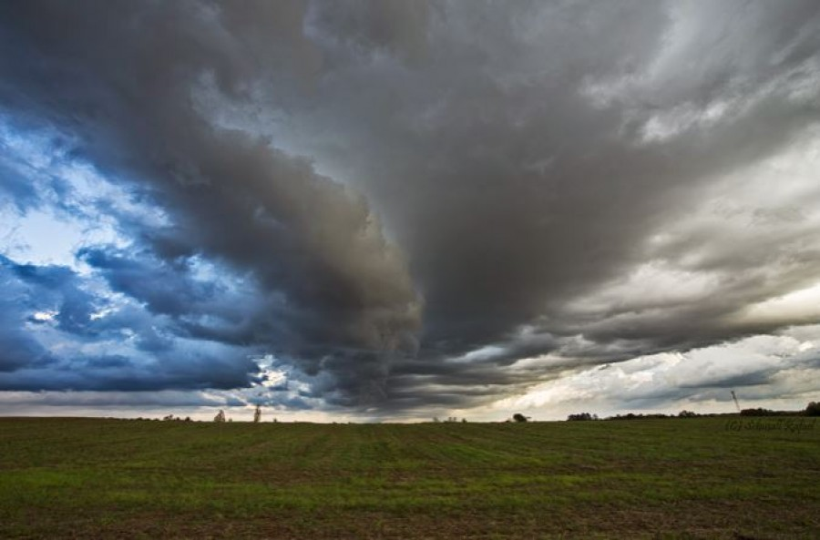 Az ország nagy része hatalmas szélre ébredt. Erre számíthatsz ma!
