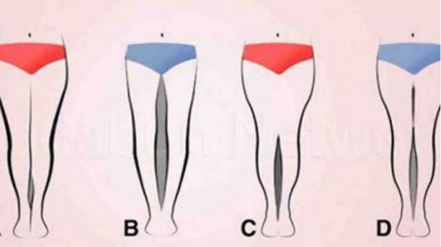A nők lábának alakja egy nagyon fontos dologra utal. A férfiak ezt mind tudják...