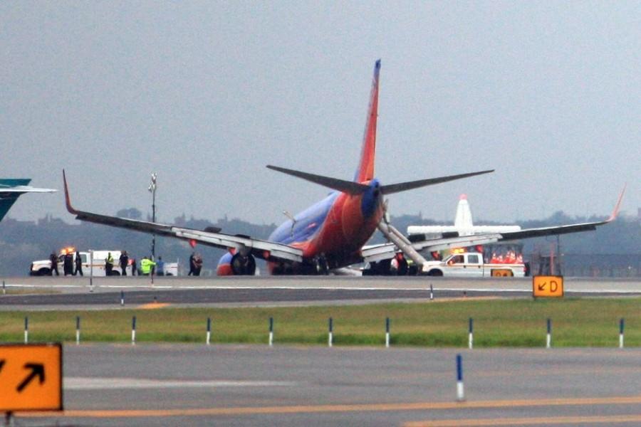 Repülőgép baleset történt
