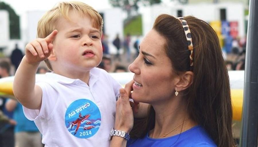 Katalin hercegné elárulta, hogy bánt Vilmos az első gyermekükkel