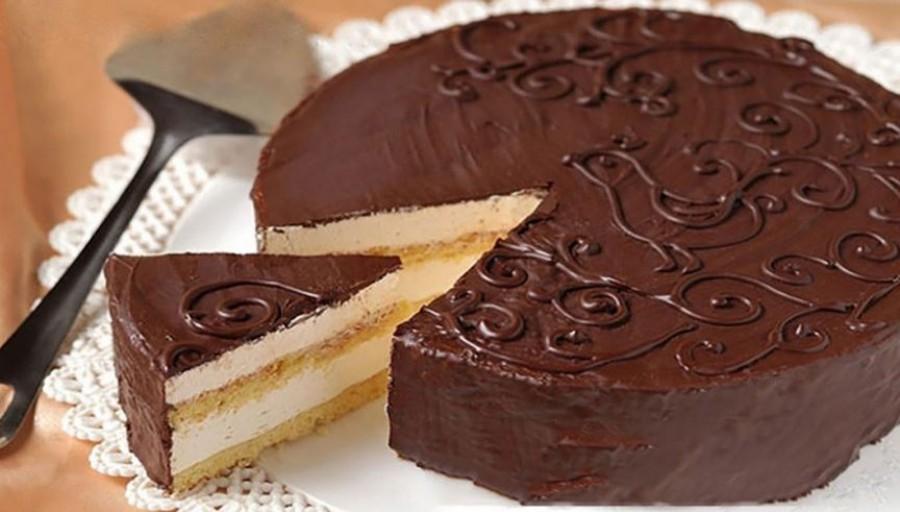 Bögrés madártej torta - fenséges krémes finomság