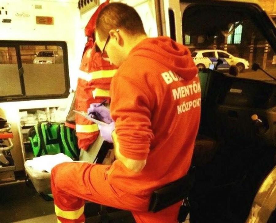A mentősöket egy zokogó nőhöz riasztották. Ami ezután történt, arra senki nem számított...