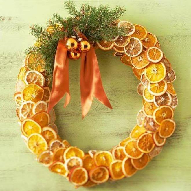 Szuper jó narancs dekoráció ötletek karácsonyra!