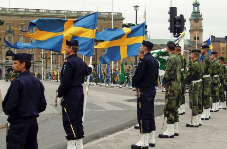 Háborúra készíti fel lakosságát a gazdag skandináv ország