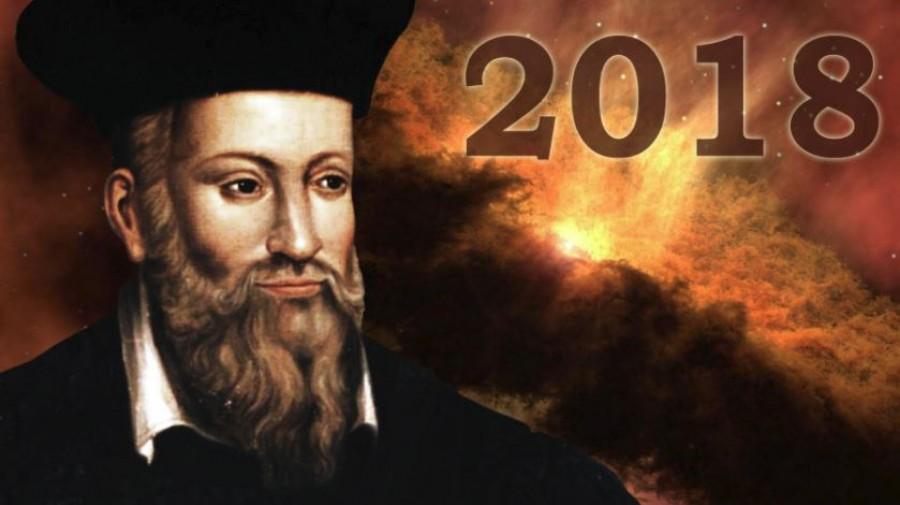 Nostradamus hátborzongató jóslatai a 2018-as évre