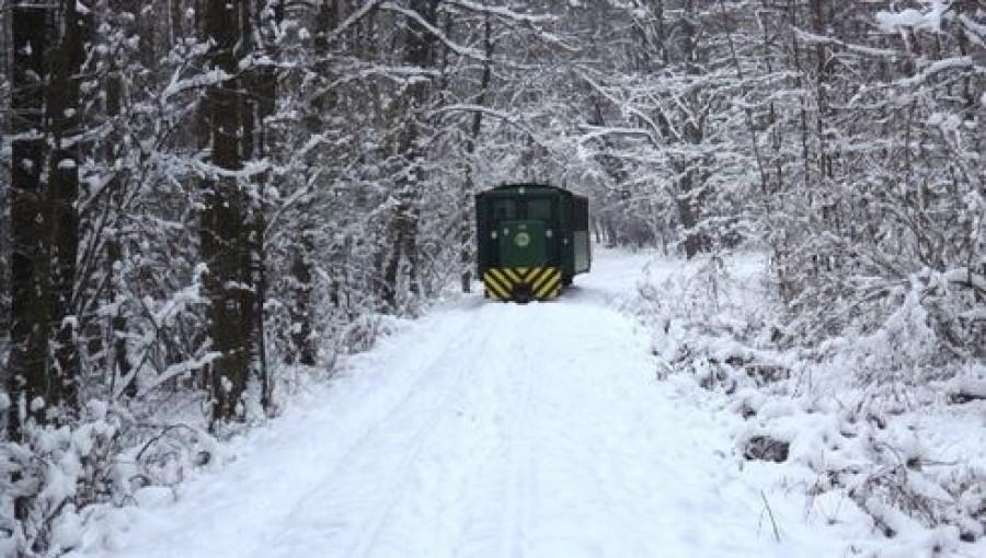 Friss hótérkép: itt lehet a legtöbb hóra számítani a hétvégén!