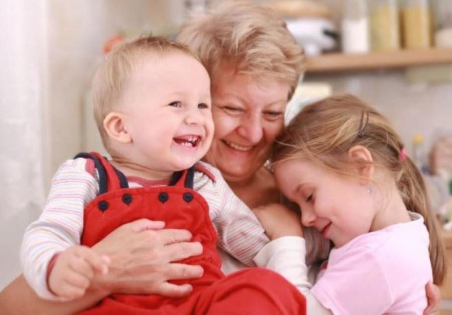 Az anyai ági nagymama minden gyermek életében nagyon fontos