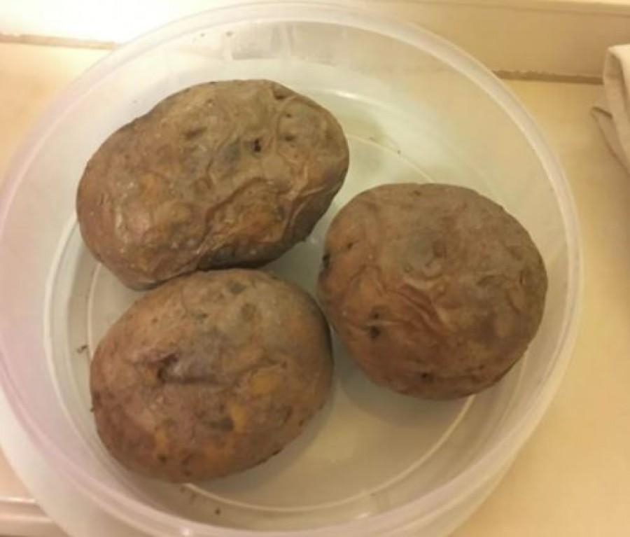 Hihetetlen, milyen vihart kavart 3 krumpli