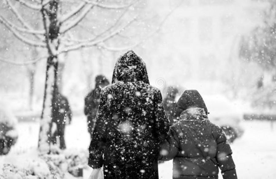 Újabb havazás éri el az országot