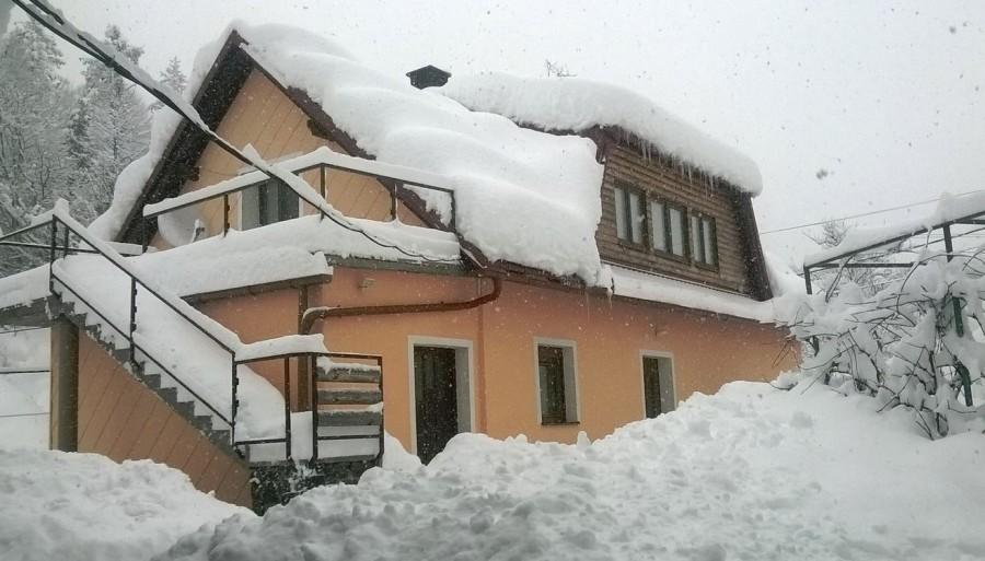 Rosszul leszel! Ennyi hóra számíthatunk a következő napokban!