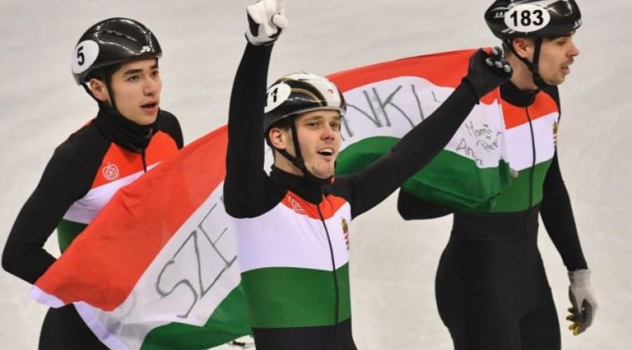 A Liu testvérek anyukája lemaradt az olimpiai sikerről