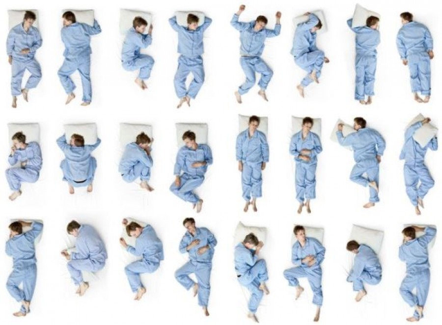 Mutatjuk, melyik a legegészségesebb alváspozíció. Érdemes megszokni, mert a jó közérzeted múlhat rajta.