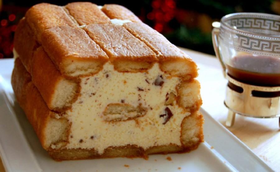 Tiramisu jégkrémtorta - egy csodás hideg desszert