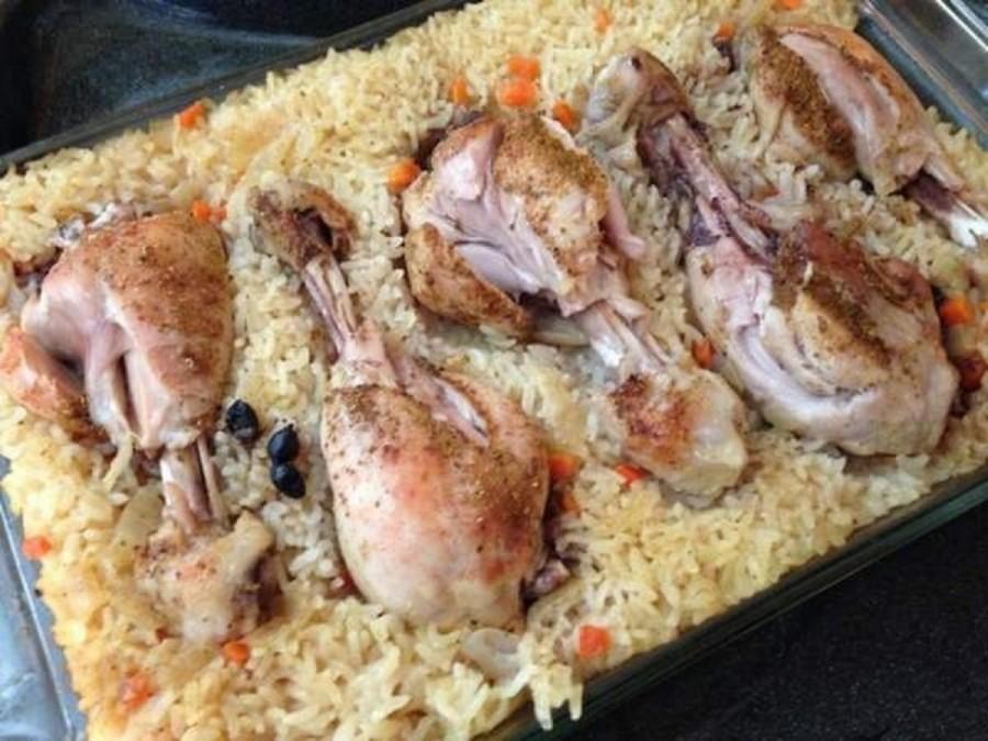 Bögrés rizses csirke - ha egy óra alatt szeretnél valami nagyon finomat készíteni!