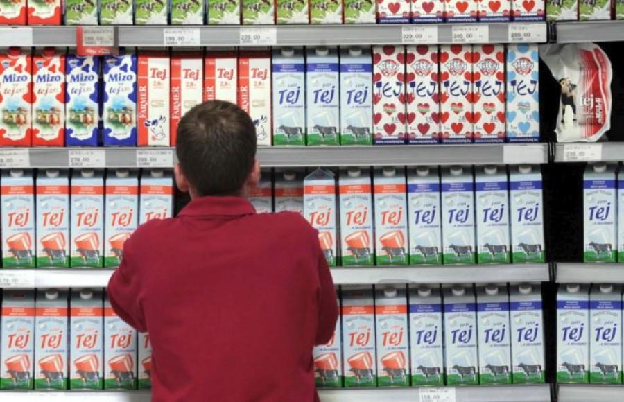 A hatóság felhívása: fokozott figyeljenek, ha tejterméket vásárolnak!