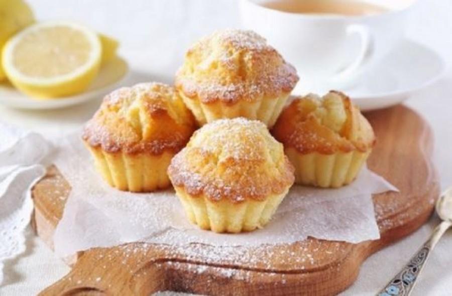 A citromos – túrós muffint mindenkinek érdemes kipróbálni!