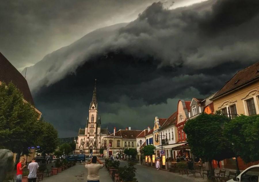 Újabb kihívások elé állítja Magyarországot az időjárás