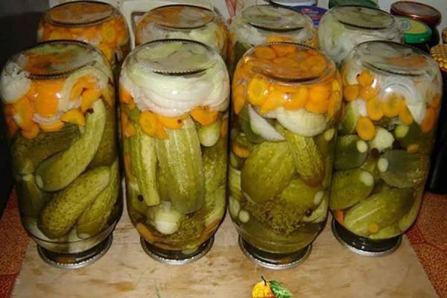 Kovászos uborka recept kenyér nélkül, hagymával és sárgarépával - Ilyet még biztosan nem ettél...