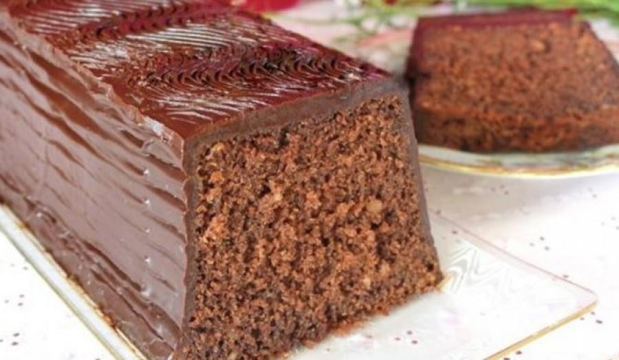 Csokoládés kevert süti, amibe szénsavas víz kell!